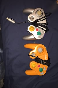 Two GameCube controllers for $15 Baltimore, 21211