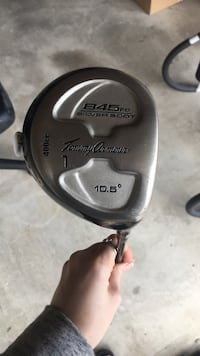 Tommy armour 1 driver