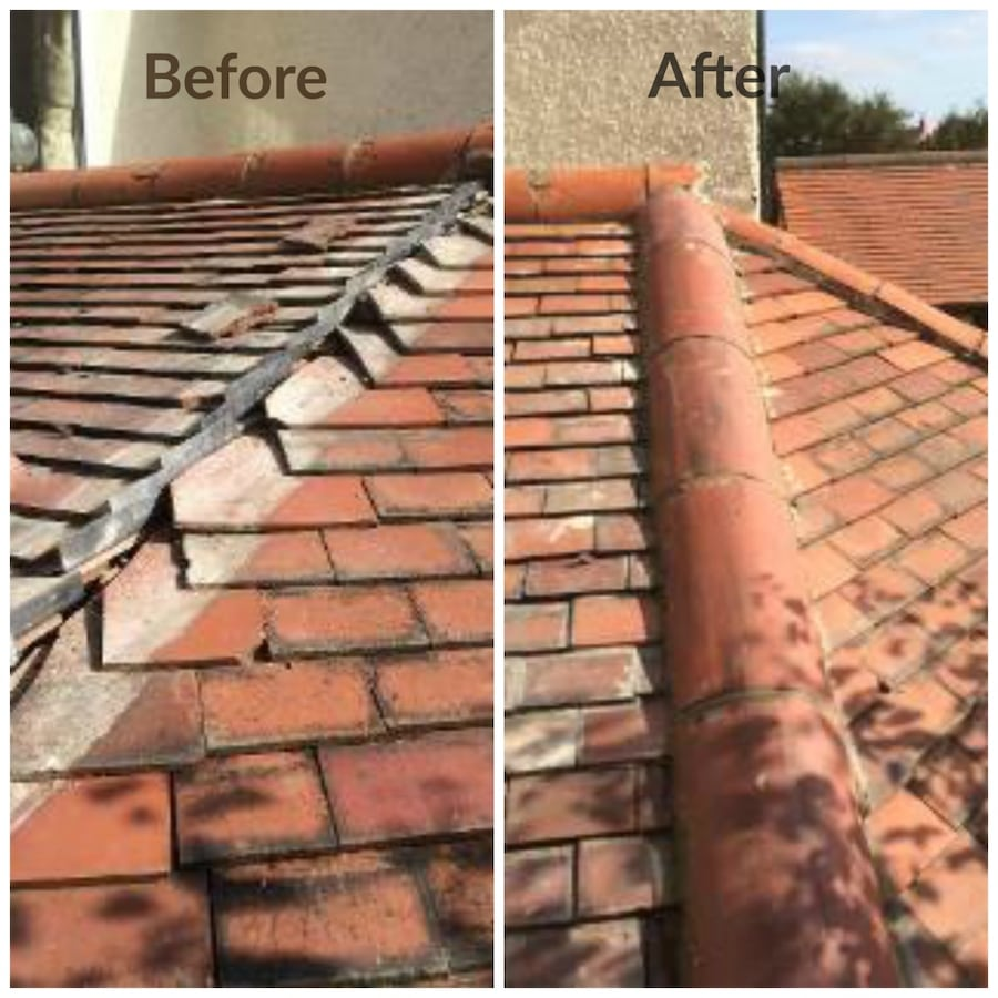 emergency roof maintnence and repair