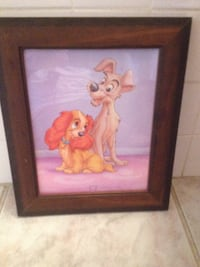Limited Lady and Tramp in frame Los Angeles