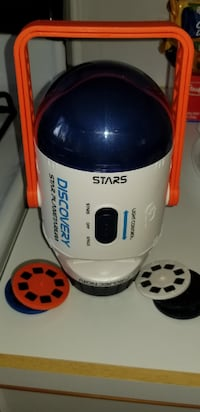 Discovery Kids Planetarium Projector