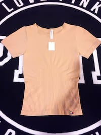 New! Tommy Hilfiger Nude Stretchy Shirt Las Vegas, 89148