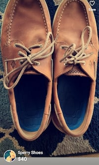 Sperry loafers shoes 13 men