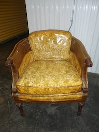 Vintage Chair From Statesville Chair co. BEDFORD