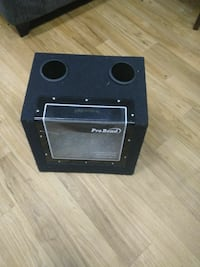 12 inch prioneer SUB