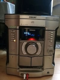 Sony mp3 ve sinema sistemi