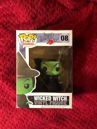 Funko Pop Wicked Witch #08 Los Angeles, 91324