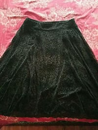 New Directions Black Lace Skirt North Myrtle Beach