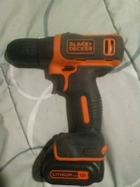 12 volt drill and battery