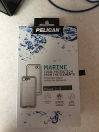 Pelican iPhone 7/8 case