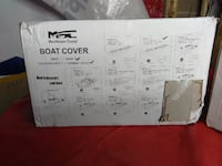 Maxshade Covers 600D Boat Cover Hebron
