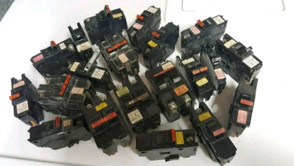 Federal Pacific Challenger Circuit Breakers