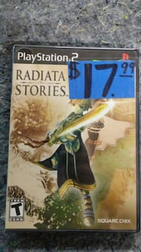 Radiata Stories PS2  Roseville, 95678