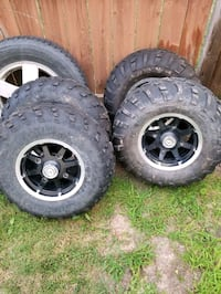 RZR/ATV tires and rimss