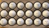 18 Titleist Pro V1 Golf Balls-PreOwned-AAAA Condition Jackson, 08527