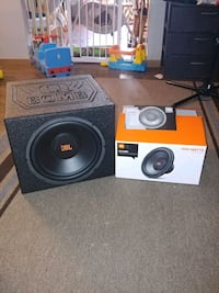 "Jbl cx1200 12"" subwoofer in sealed box. Hilliard, 43026"