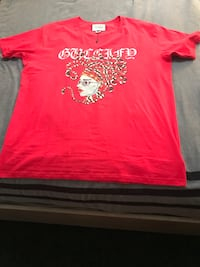 Men's Gucci Shirt only selling because the neck comes too low for me!! Pittsburgh