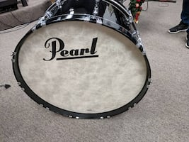 (new) Pearl Concert Bass Drum