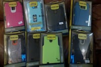four assorted color smartphone cases New Port Richey