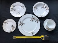 Set of 12 six-piece place settings  Pittsburgh, 15219