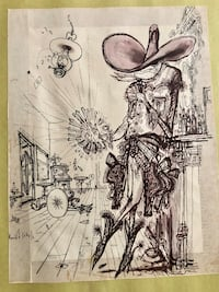 Artist - Ronald Searle - The New Yorker Drawings - Set of 4 Harrisburg, 17104