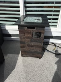 Propane Fire pit for sale. Langley, V1M 1Y8