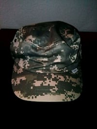 Green Camouflage Army Hat Lake Forest, 92630