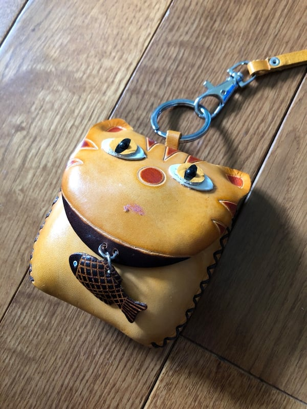 Little cat pouch puuuurfect for a cat lover 7ffc882c-0283-4ad7-830f-3b25a43c71d3