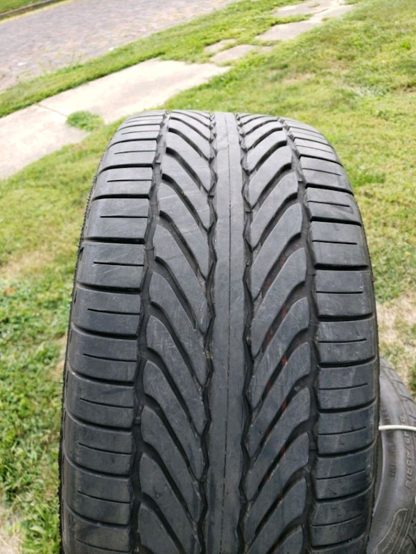 All Weather Tire >> Set Of 4 Goodyear Eagles F1 All Weather Tires