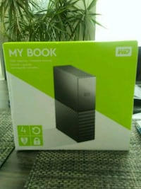 My Book 4tb - Desktop storage Laurel, 20707