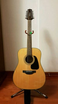 Acoustic guitar 787 km