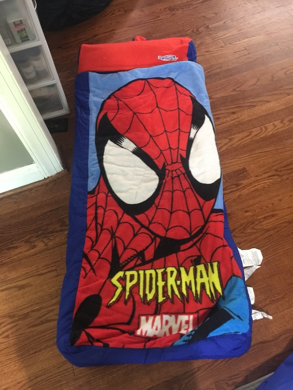Kids air bed /Spider-Man 81170010-8386-45ce-8919-3f1ac050737c