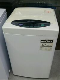 white and black Daewoo top-load clothes washer Toronto, M9M 2G3