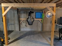 Boxing Gym / Stand