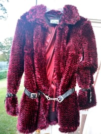 Lip Service custom made coat/ jacket.  Trussville, 35173
