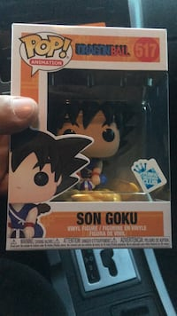 Son goku funko insider exclusive   Commerce, 90023