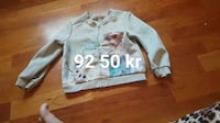 teal Disney Frozen print zip-up jacka 6578 km