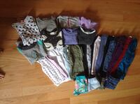 toddler's assorted clothes Ottawa, K1T 4H1
