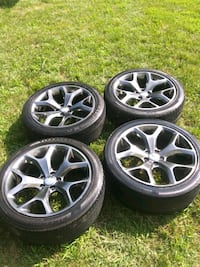 Dodge Charger Wheels Odenton, 21113