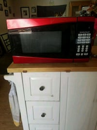 black and red microwave oven Highland, 92346
