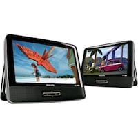 Philips New Duel dvd player for cars Conroe, 77301
