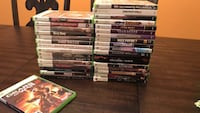 Xbox 360 games $3 for 1 or 2 for $5 Temecula, 92591