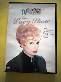 The Lucy Show DVD!