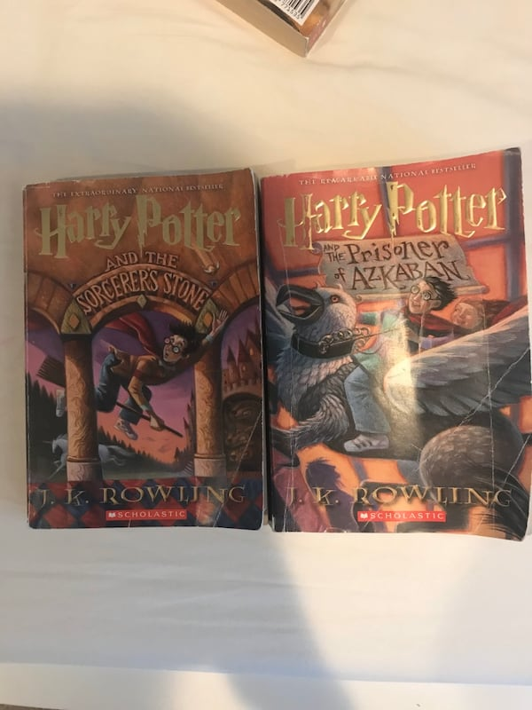 HARRY POTTER 2 BOOK VALUE PACK 0