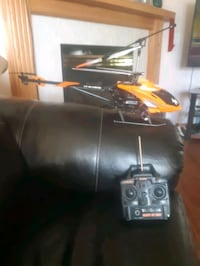 R/C Helicopter wit HD Camera