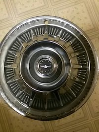 Used 1964 Ford Thunderbird Chrome Auto Rims For Sale In