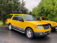 2006 Ford Expedition XLT 4x4 5.4L SSV (fleet) Derwood