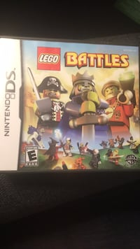 LEGO Battles DS game Sarnia, N7S 5G6