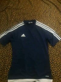 Blue and white addidas soccer jersey Tucson, 85713