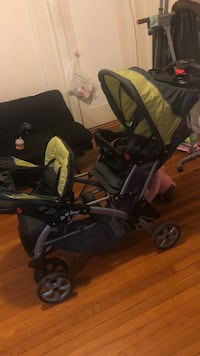 Sit and Stand Stroller by baby Trend Newark, 07108